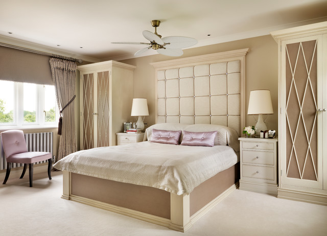 . Elegant Master Suite   Stoneleigh Project   Transitional   Bedroom