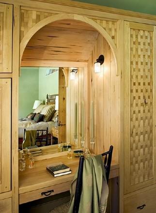 Elegant Repurposed New England Mill Frame Estate  -  Bridgewater, Vermont rustic-bedroom