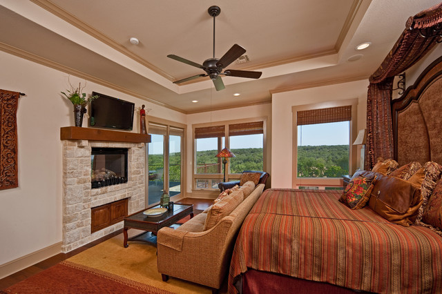 Elegant rustic bedroom rustic bedroom by authentic for Rustic elegant bedroom designs