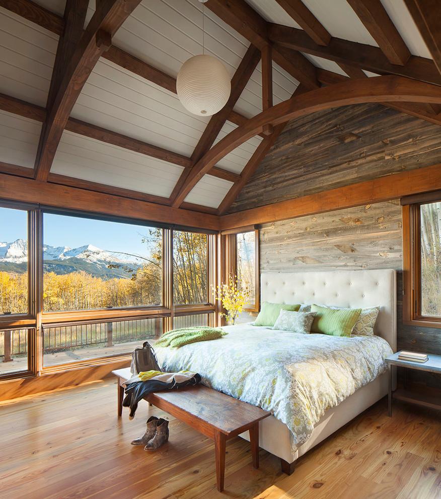 Elevation 9820 - Rustic - Bedroom - Boston - By SV Design