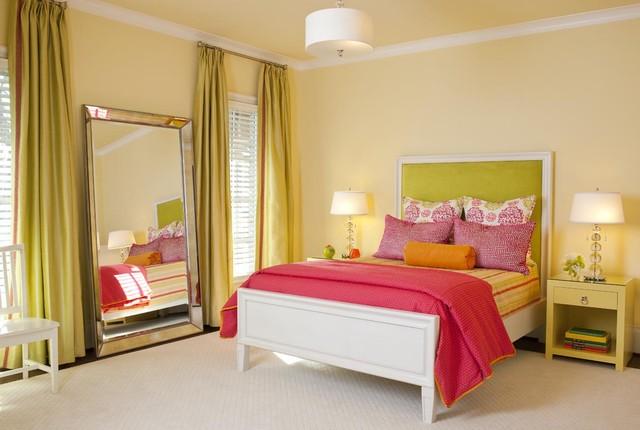 Ellen Grasso Inc transitional-bedroom