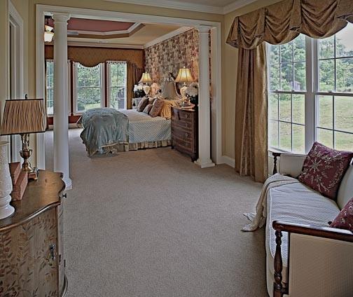 Ellicott Interiors, LLC traditional-bedroom