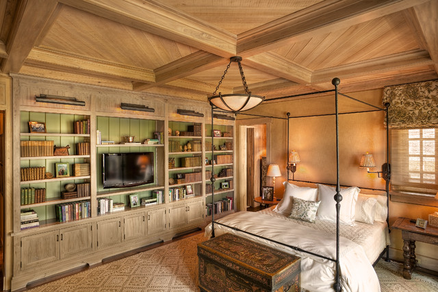 Elm House Rustic Bedroom Elm House Rustic Bedroom San Francisco By Lloyd