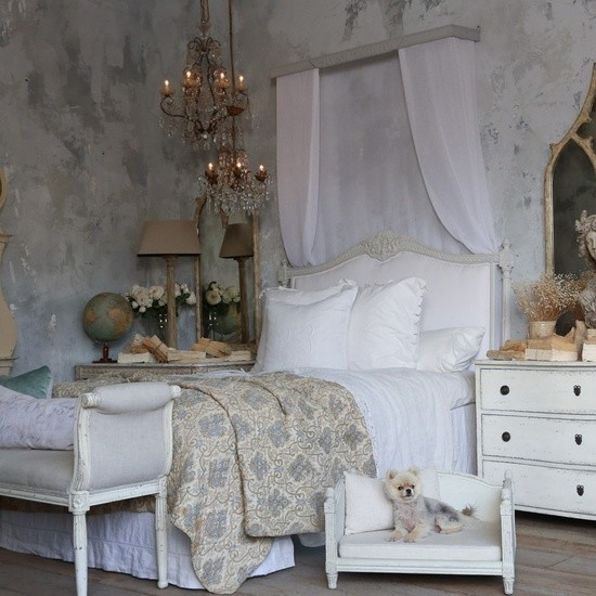 Eloquence Collection Louis XVI Style Room shabby chic style bedroom. Eloquence Collection Louis XVI Style Room   Shabby chic Style