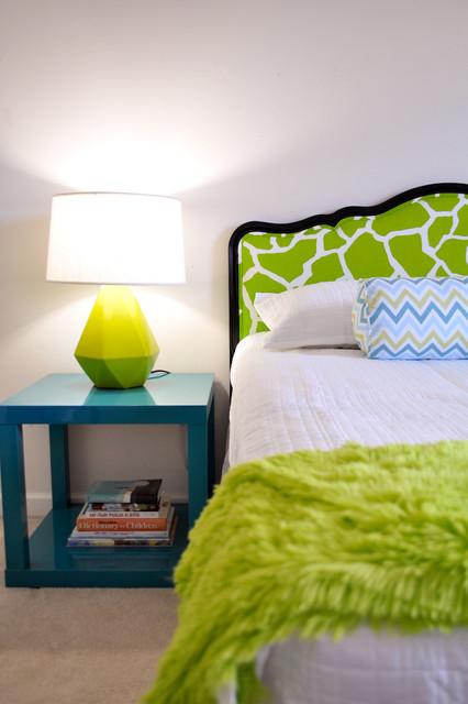 emmalee's bedroom eclectic-bedroom