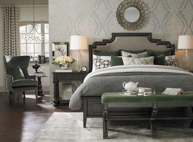 Bassett Bedroom Furniture : ... Bassett Furniture - Contemporary - Bedroom - raleigh - by Bassett