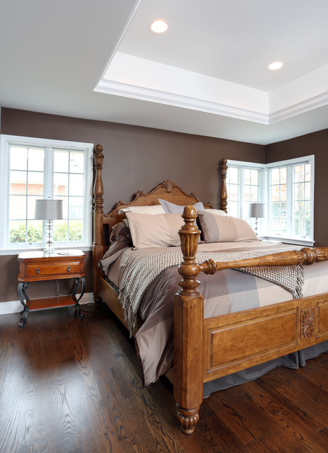 Empty nest ers create forever home traditional bedroom for Bedroom nothing lasts