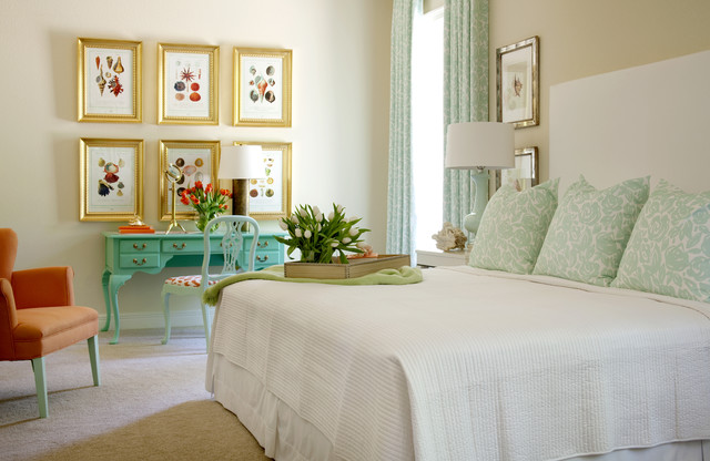Pale Turquoise Paint Houzz - Light turquoise paint for bedroom