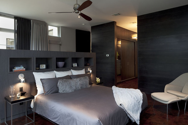 Enfield Residence contemporary-bedroom