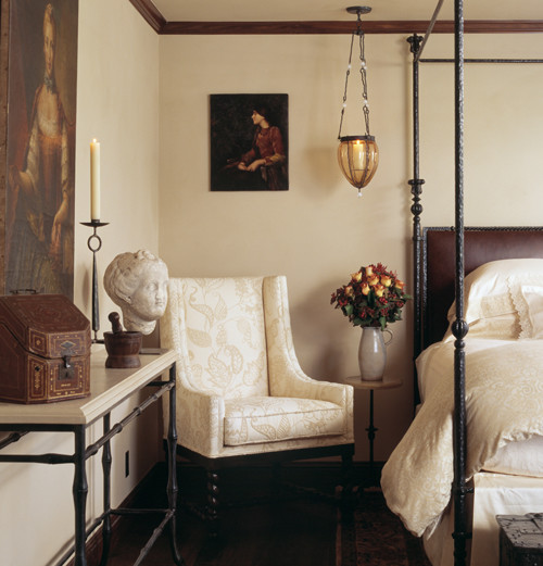 English Country Bedroom Alluring English Country Home In Marin  Traditional  Bedroom  San Inspiration Design