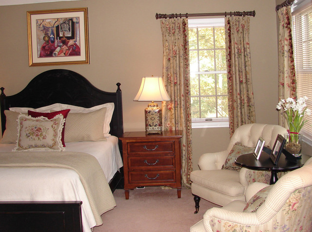 English country master bedroom - English bedroom ideas ...