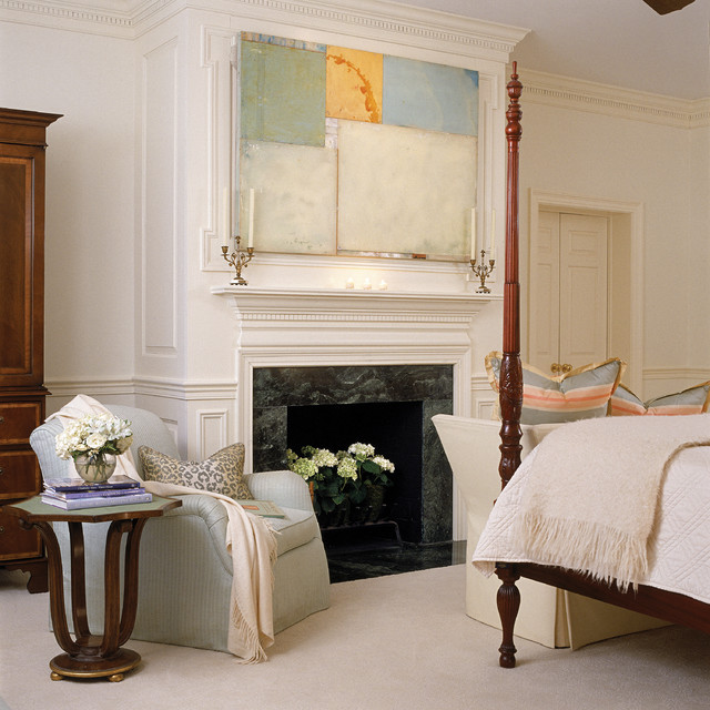 English Manor House Mclean Traditional Bedroom Dc