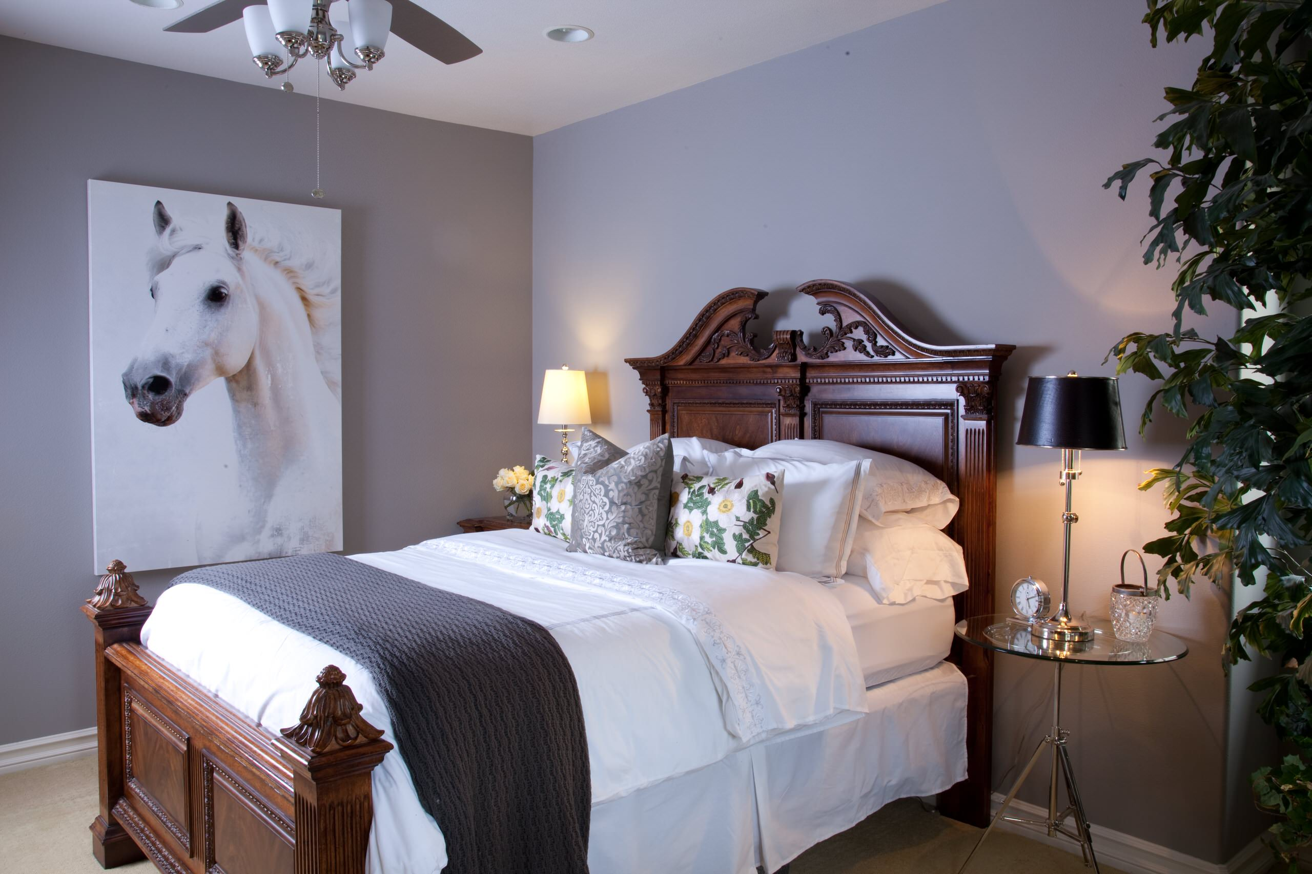 Equestrian Guest Suite for Vicki Gunvalson of the RHOC