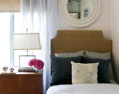 Erica Islas for Good Shepherd Charity Project contemporary-bedroom