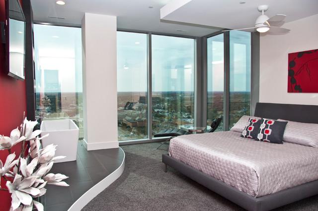 Essex contemporary-bedroom