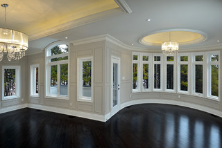 Custom Home, Richmond Hill Ontario - Traditional - Bedroom - toronto ...