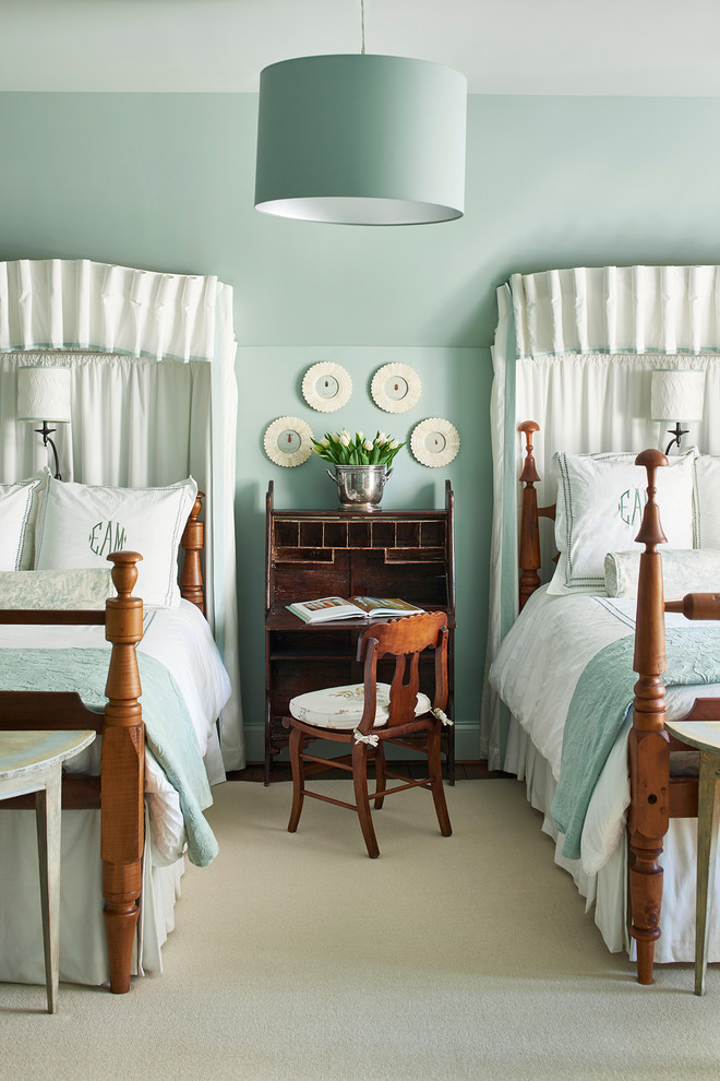 Esther Ashe Design Traditional Bedroom Atlanta By