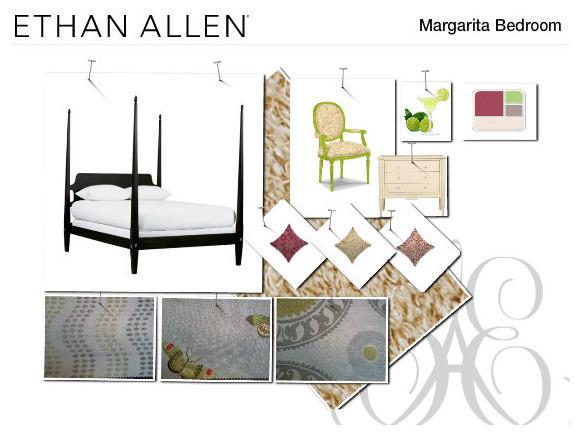 Ethan Allen Bedrooms Tropical Bedroom Tampa By