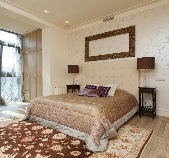 ethnic stresses eclectic-bedroom