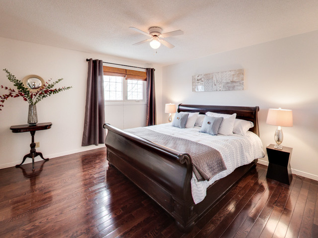 Etobicoke Home Staging Traditional Bedroom Toronto By Stage 73 Design