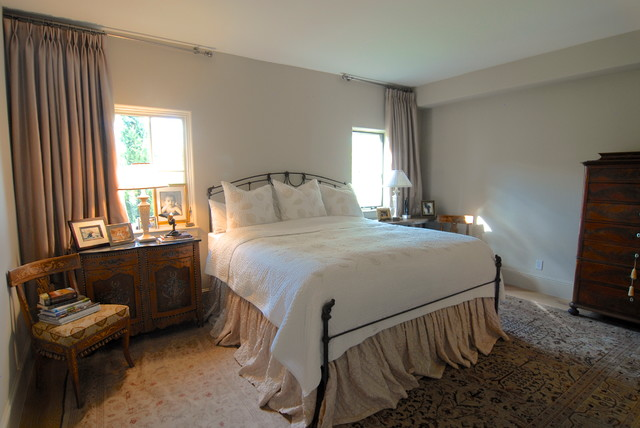 Traditional Bedroom by Brenda Olde