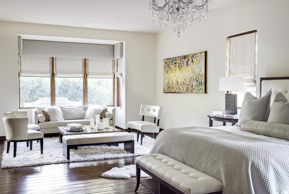 European Simplicity Mediterranean Bedroom Phoenix By The
