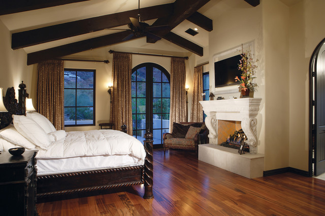 European Twist Master Bedroom Traditional Bedroom Phoenix By Drewet