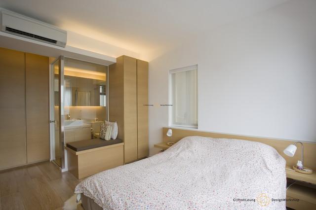 Ewan Court - A Natural, Timeless Home Design contemporary-bedroom