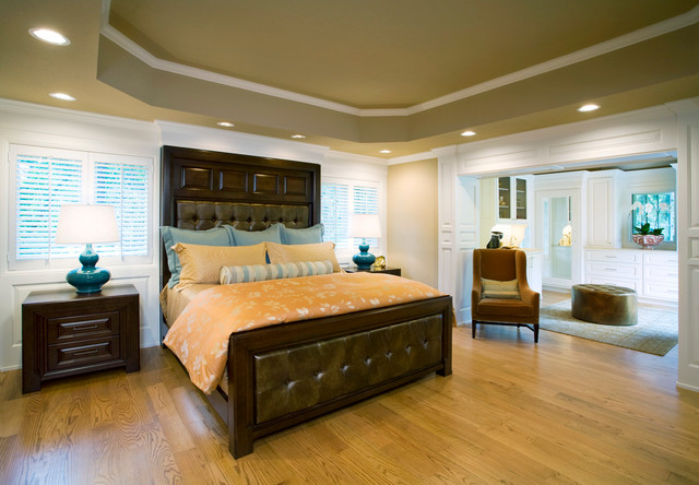 Executive Master Suite Traditional Bedroom Portland By Cornerstone Construction Services