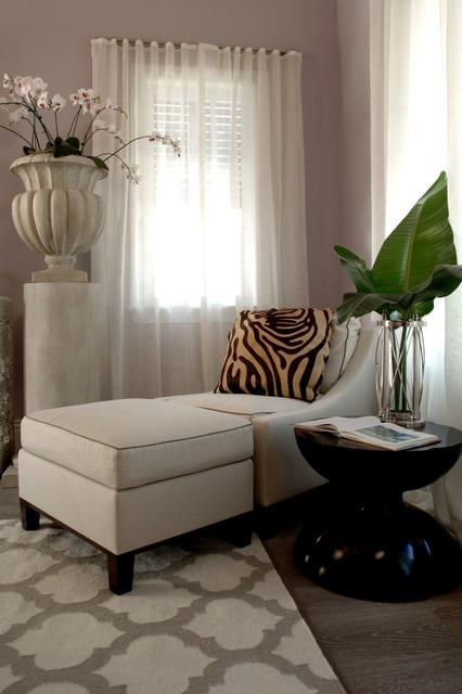 Interior Design Of Guest Room: Exotic Zen Guest Room
