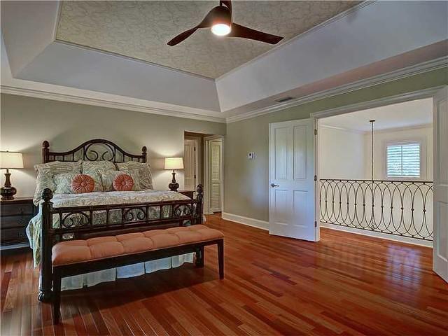 Extensive Home Remodel transitional-bedroom