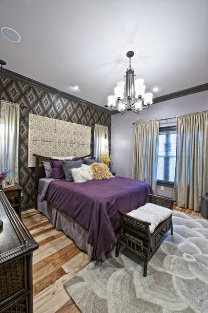 Extreme makeover home joplin eclectic bedroom for Extreme makeover home edition bedroom ideas