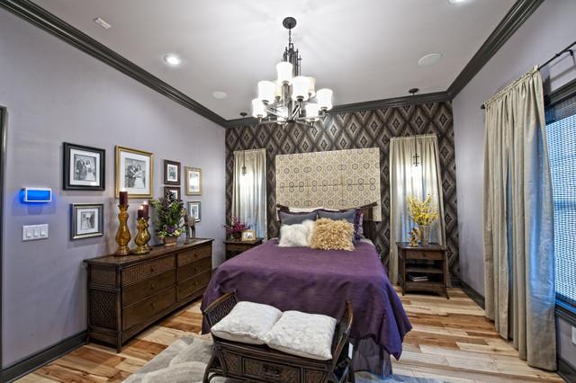 Extreme makeover home joplin eclectic bedroom for Extreme makeover bedroom ideas