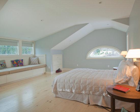 Shed dormer bedroom design ideas pictures remodel decor for Dormer bedroom ideas