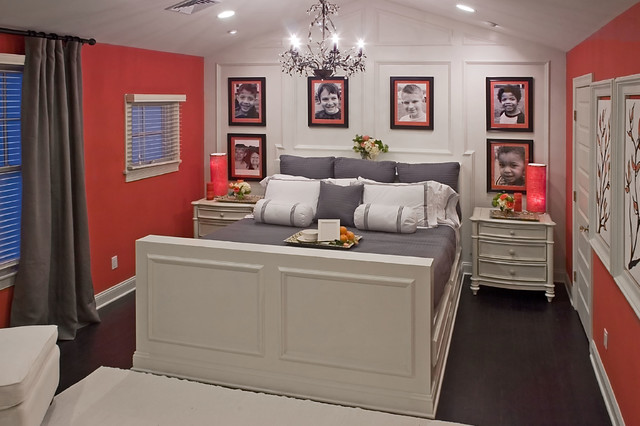 Extreme Makeover Home Edition Traditional Bedroom