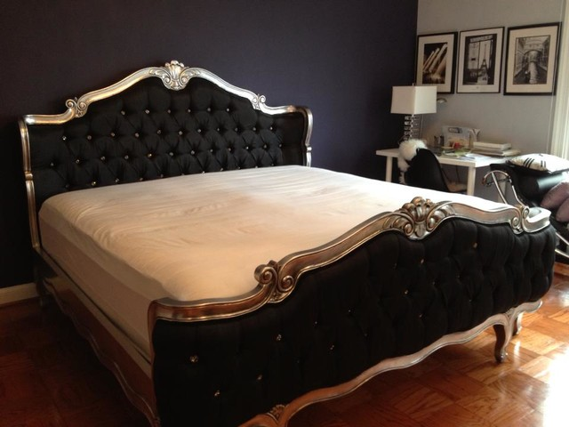Fabulous and baroque furniture client pics traditional for Baroque bedroom furniture