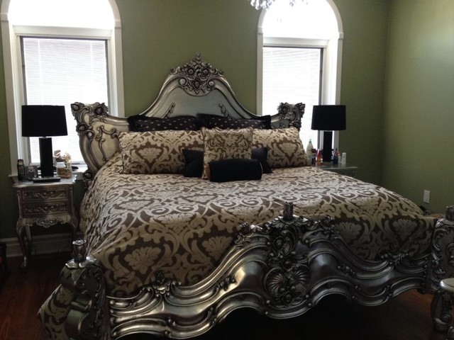 Fabulous and Baroque Furniture - Client Pics contemporary-bedroom