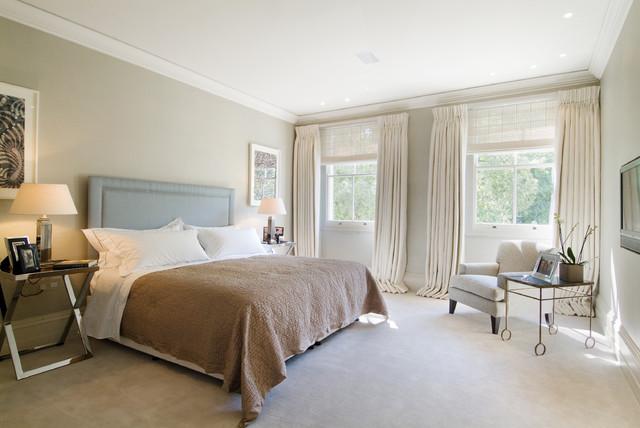 Fabulous Interior Designs, LLC contemporary-bedroom
