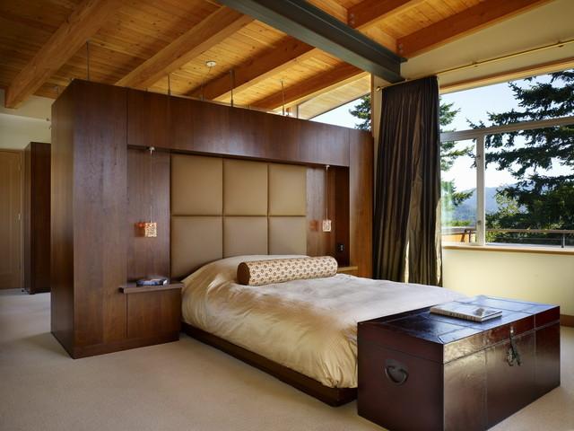 Fairhaven Residence Bedroom modern-bedroom
