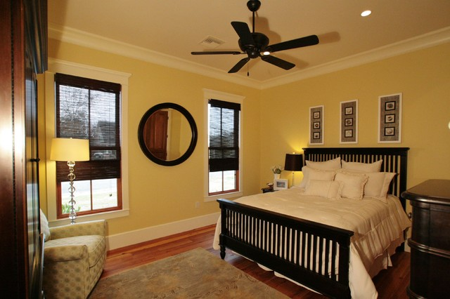Fairhope green home craftsman bedroom miami by bob for Bob chatham house plans