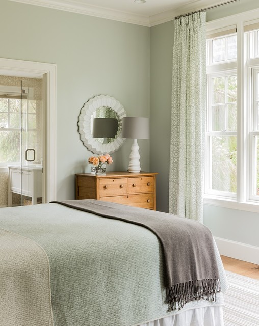 Interior Design Of Guest Room: Falmouth Residence
