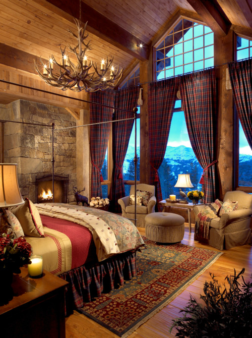 Family Ski Lodge