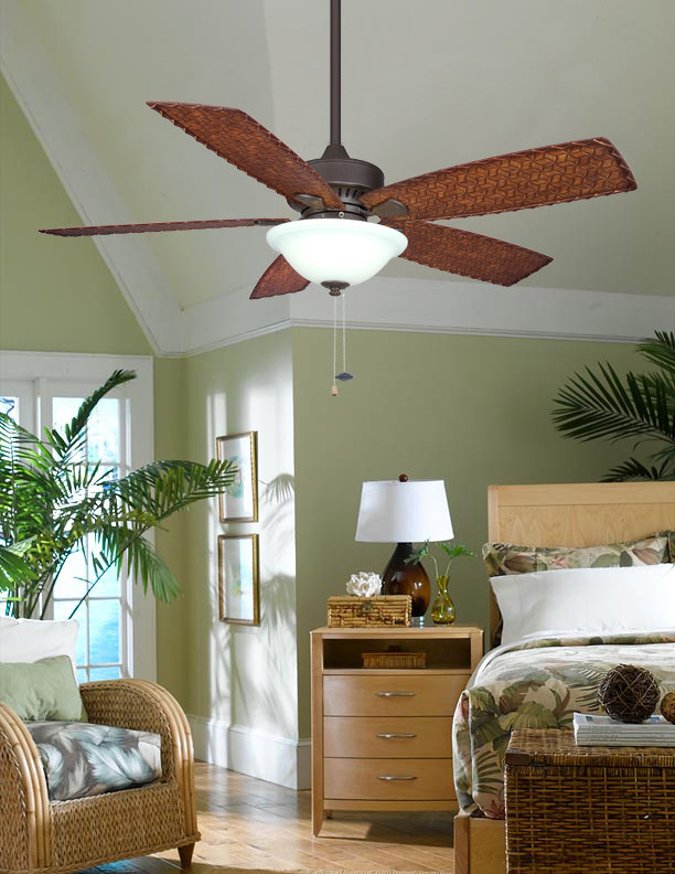 How to Best Take Care of the Overhead Lighting and Fans in Your Home