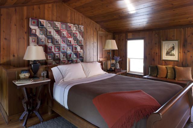 Farm Master Bedroom
