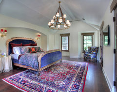 the Herb Farm farmhouse bedroom