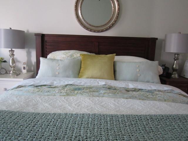Farmhouse Bedroom! traditional-bedroom