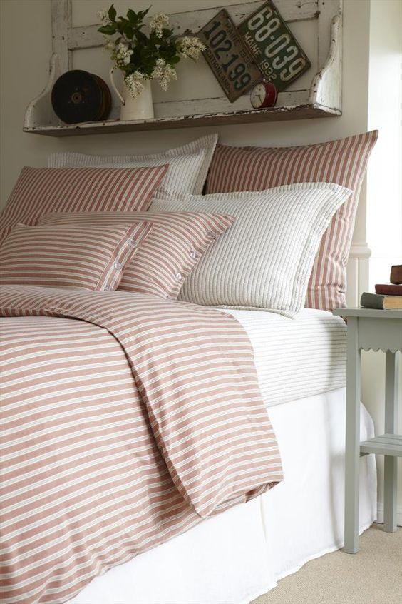 Inspiration for a small country guest carpeted bedroom remodel in New York with white walls
