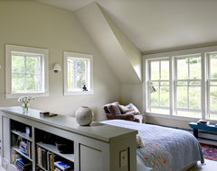 Farmhouse Reinterpreted farmhouse-bedroom