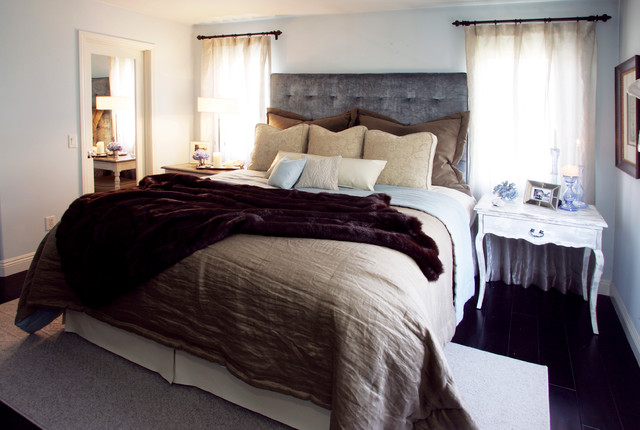 Fashionistas french inspired beach pad for Fashionista bedroom ideas