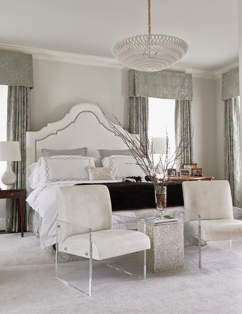 Feature Homes transitional-bedroom